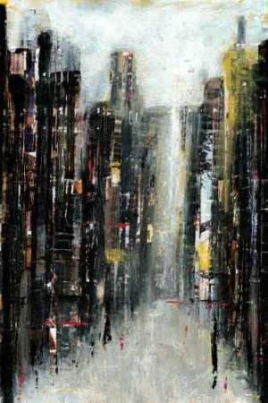 Gotham II Digital Print by Fagalde, Jarman,Impressionism