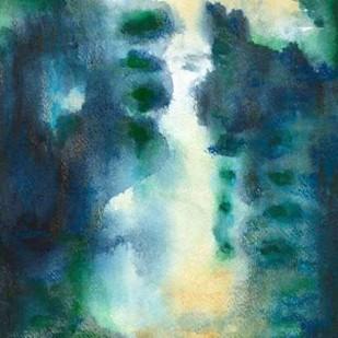 Ocean Deep II Digital Print by Zarris, Chariklia,Abstract