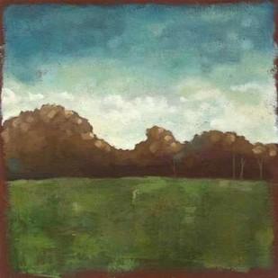 Rural Retreat IX Digital Print by Zarris, Chariklia,Impressionism