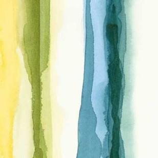 Liquidity IV Digital Print by Zarris, Chariklia,Abstract
