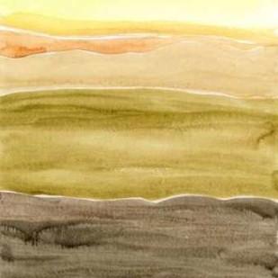 Sun Dance II Digital Print by Ludwig, Alicia,Abstract