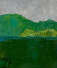 Blue Ridge II Digital Print by Zarris, Chariklia,Impressionism