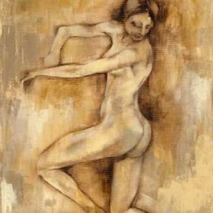 Nude Figure Study III Digital Print by Goldberger, Jennifer,Impressionism