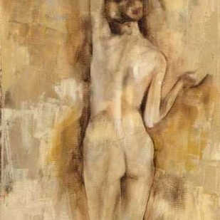 Nude Figure Study V Digital Print by Goldberger, Jennifer,Impressionism