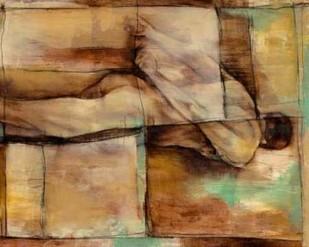 Abstract Proportions I Digital Print by Goldberger, Jennifer,Impressionism