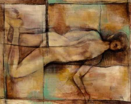 Abstract Proportions II Digital Print by Goldberger, Jennifer,Impressionism