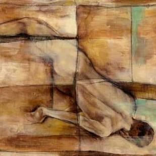 Abstract Proportions IV Digital Print by Goldberger, Jennifer,Impressionism
