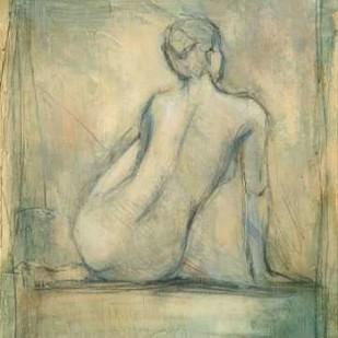 Contemporary Figure Study I Digital Print by Harper, Ethan,Impressionism