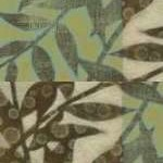 Swaying Fronds Panel II Digital Print by Wyatt Jr., Norman,Decorative