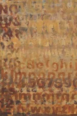 Earthen Language I Digital Print by Wyatt Jr., Norman,Decorative