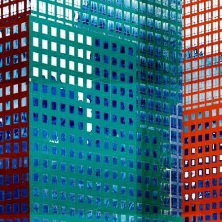 Bright City I Digital Print by Robinson, Emily,Impressionism