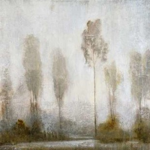 Misty Marsh II Digital Print by O'Toole, Tim,Impressionism