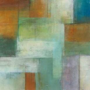 Lake Blue Essence II Digital Print by Green-Aldridge, W.,Abstract