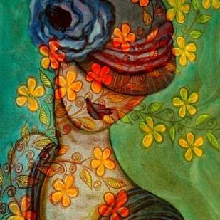 Bella I Digital Print by Harrington, Danielle,Impressionism