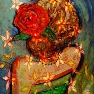 Bella III Digital Print by Harrington, Danielle,Impressionism