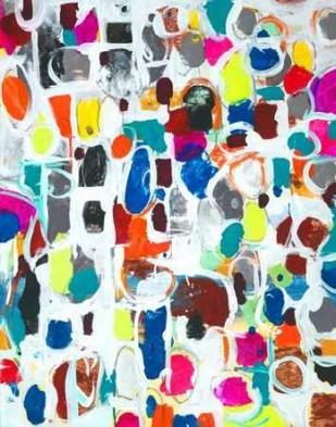Celebration II Digital Print by Fuchs, Jodi,Abstract