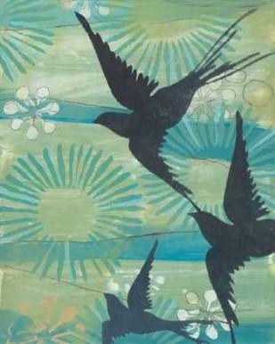 Swoop II Digital Print by Fuchs, Jodi,Decorative