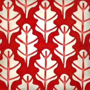 Classical Leaves IV Digital Print by Zarris, Chariklia,Decorative