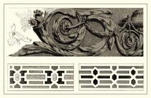 Baroque Details IV Digital Print by Vision Studio,Art Deco