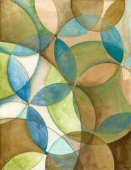Circulate II Print By Meagher, Megan