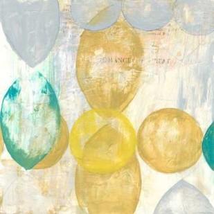 Romance I Digital Print by Goldberger, Jennifer,Abstract