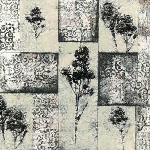 Toile Redone III Digital Print by Goldberger, Jennifer,Decorative