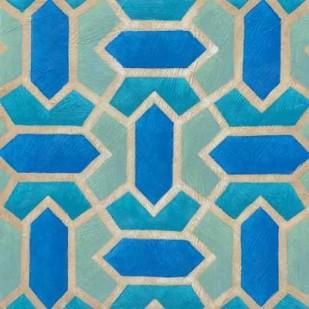 Brilliant Symmetry VIII Digital Print by Zarris, Chariklia,Geometrical
