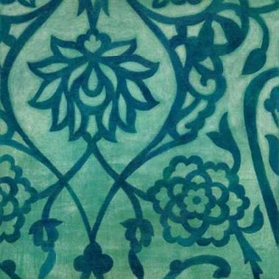 Persian Motif II Digital Print by Meagher, Megan,Decorative