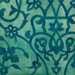 Persian Motif IV Digital Print by Meagher, Megan,Decorative