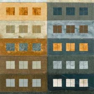 Urban Grid I Digital Print by Archie, Kate,Geometrical