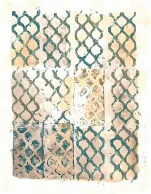Cadence VI Digital Print by Zarris, Chariklia,Abstract