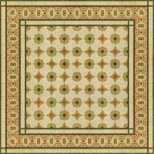 Italian Mosaic II Digital Print by Vision Studio,Decorative