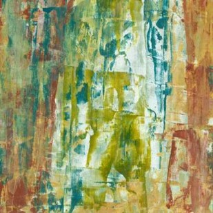 Staccato I Digital Print by Holland, Julie,Abstract