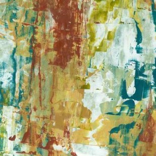 Staccato II Digital Print by Holland, Julie,Abstract