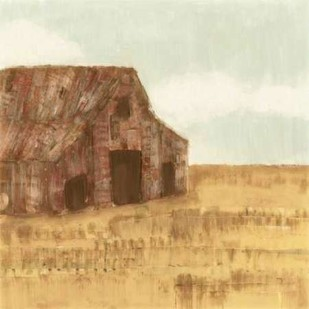 Maupin Farm I Digital Print by Fagalde, Jarman,Impressionism