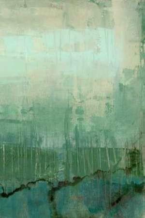 Emerald Sky II Digital Print by Goldberger, Jennifer,Abstract