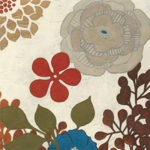 Island Fresco II Digital Print by Vess, June Erica,Decorative