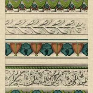 Panel Ornamentale II Digital Print by Vision Studio,Decorative