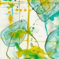Splish Splash I Digital Print by Goldberger, Jennifer,Abstract