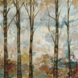 Aural Arbor I Digital Print by Goldberger, Jennifer,Impressionism