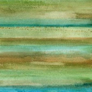 Fields in Spring II Digital Print by McMullen, Charles,Abstract