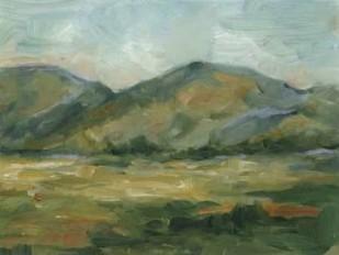 Impasto Landscape II Print By Harper, Ethan