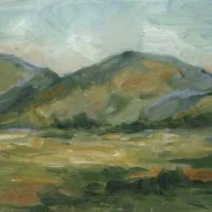 Impasto Landscape II Digital Print by Harper, Ethan,Impressionism