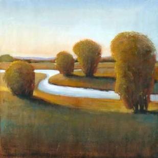 Afternoon Light V Digital Print by O'Toole, Tim,Impressionism