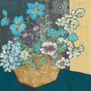 Bountiful Spring I Digital Print by Goldberger, Jennifer,Impressionism