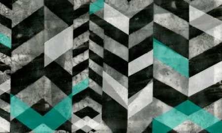 Chevron Exclusion I Digital Print by Goldberger, Jennifer,Abstract