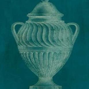 Modern Classic Urn II Digital Print by Vision Studio,Decorative