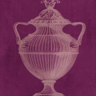 Modern Classic Urn III Digital Print by Vision Studio,Decorative