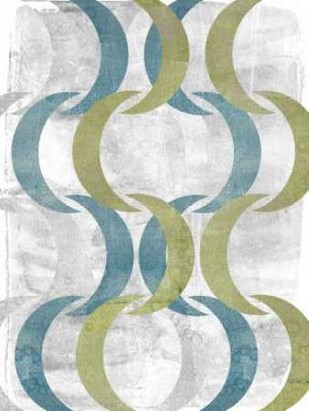 Geometric Repeat III Digital Print by Goldberger, Jennifer,Geometrical