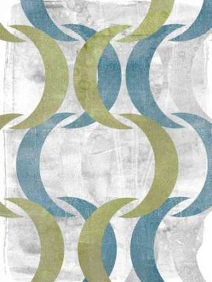 Geometric Repeat IV Digital Print by Goldberger, Jennifer,Geometrical